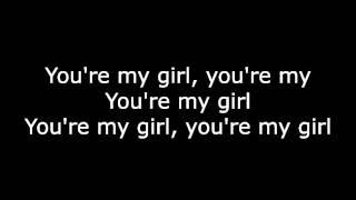 99 Souls - The Girl Is Mine (Lyric Video)