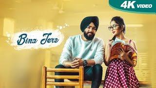 Bina Tere (Full Video) - Sunmeet - New Punjabi Songs 2017- Blue Hawk Productions