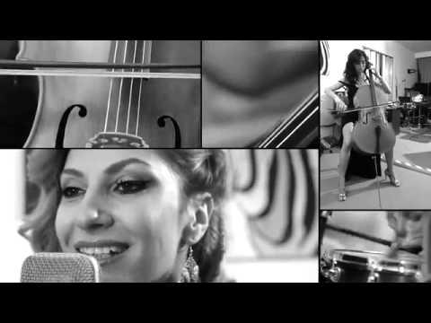 Amadeus the Romanian Electric Quartet  -  'Fericirea are chipul tau'