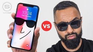 iPhone X - Face ID vs Sunglasses?