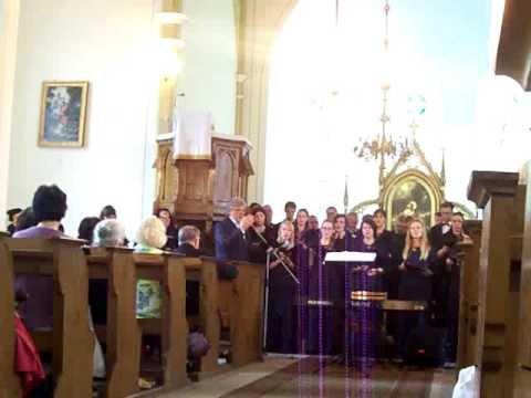 Vytautas Rumšas ir Vilniaus valstybinis choras Bachas Kretingos evangelikų liuteronų bažnyčioje