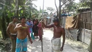 Bangladeshi real village snake catching,বাংলাদেশী Real সাপ ধরার কৌশল