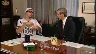 Ali-G...Interview with Tom Pickard About FBI