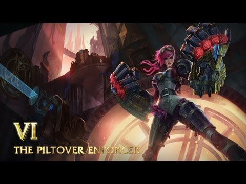 Vi: Champion Spotlight | Gameplay - League of Legends