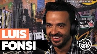 Luis Fonsi On His Crossover Success, Puerto Rico &