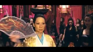 El Hombre De Los Puños De Hierro - The man with the iron fists - Trailer