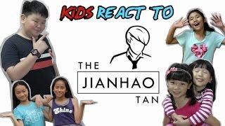 Kids React To JianHao Tan