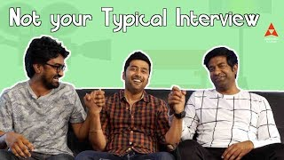 Vennela Kishore Rahul Ravindran and Rahul Ramakrishna talk about their first crush #ChiLaSow
