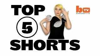 Top5Shorts: The Boy With Huge Hands, Croc Attack And The Chihuahua With Wheels For Legs