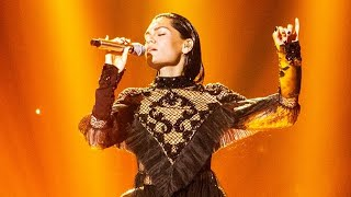 Jessie J - Killing me softly with his song (Singer 2018)