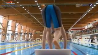 Abeiku Jackson 100M Freestyle Final - Romania, 27 May 2016