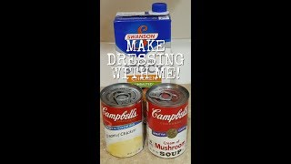 Make Dressing With Me!