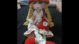 Luly doll / muñeca luly ...proyecto 212