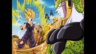 Gohan vs Cell Full fight
