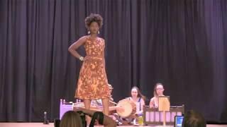 Batik Fashion Show 1