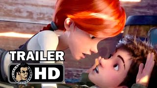 LEAP! Official Trailer #2 (2017) Elle Fanning Animation Movie HD
