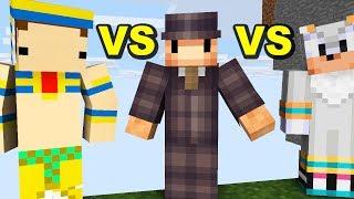 NOWY TRYB Bed Wars - Dealer VS MWK VS Tritsus!