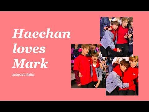 Haechan loves Mark