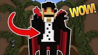 VAMPIRE! (Minecraft Build Battle)