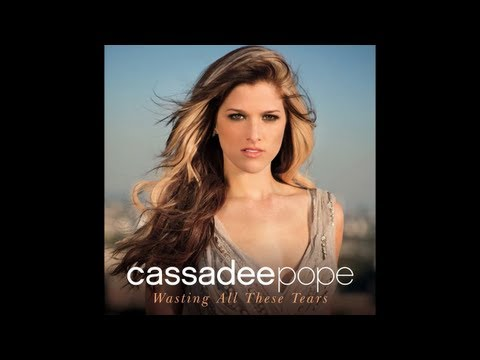 Cassadee Pope - Wasting All These Tears (Official Audio)