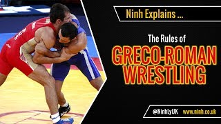 The Rules of Greco Roman Wrestling - EXPLAINED!