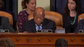Rep. John Lewis Opposes Republican Health and Budget Bills