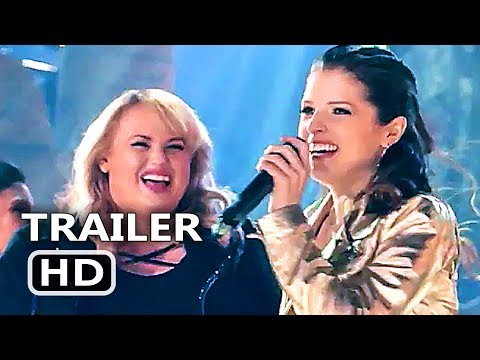 PITCH PERFECT 3 Official Trailer Tease 2017 Anna Kendrick Comedy Movie HD