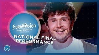 Miki - La Venda - Spain - National Final Performance - Eurovision Song Contest 2019