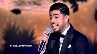 #MBCTheVoice - ناصر عطاوي - موّال + يا نجمة قطبيّة