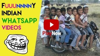 Funny indian Whatsapp videos | Funny indian MMS 2016 | Viral whatsapp video