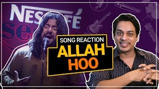 Allah Hoo Song Reaction | NESCAFÉ Basement Pakistan | Season 3, Episode 9 |