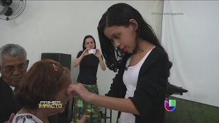 Los milagros de sanidad que realiza una niña en Brasil
