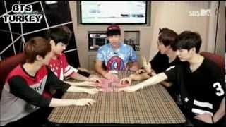 [10.09.2013] Rookie King BANGTAN-Channel Bangtan 2.Bölüm 2.Part (Türkçe Altyazılı)