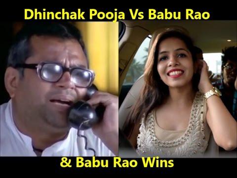 Xxx Mp4 Dhinchak Pooja Vs Babu Rao Dhinchak Girl Vs Legend 3gp Sex