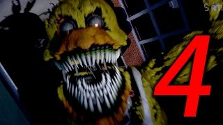 Five Nights At Freddy's 4 《玩具熊的午夜后宮4》Part 1 : 后宮回歸