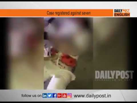 Xxx Mp4 Female Vice President Of SAD Beaten Case Registered Against Seven Persons 3gp Sex