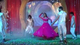 Bride Dance - Soummya   Sangeet   Galiyan   Deewani Mastani