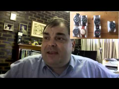 PAID WATCH REVIEWS - CTJ's balanced collection
