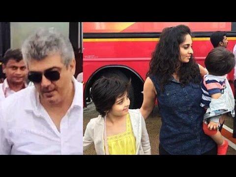 Xxx Mp4 Thala Ajith Holidaying In Goa With Family Hot Tamil Cinema News 3gp Sex