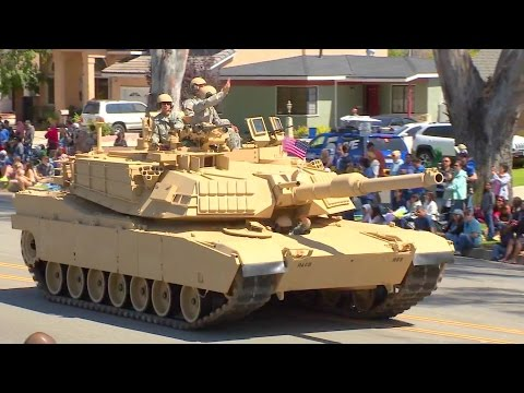 watch Torrance CitiCABLE - US Armed Forces Day Parade 2016 : Military Assets Segment [1080p]