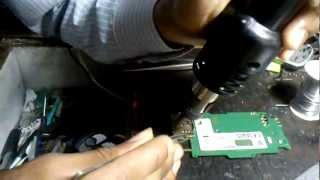nokia n97 sim jack solding solution