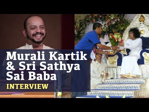 Xxx Mp4 Murali Kartik And Sri Sathya Sai Baba Interview With Radiosai 3gp Sex