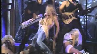Britney Spears - Stronger (Live At American Music Awards 2001)