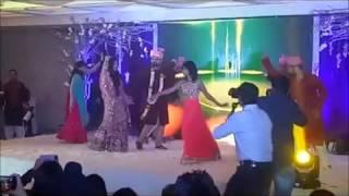 TENU LEKE | ZAIN WEDS NIHA | LIVE LOVE DANCE