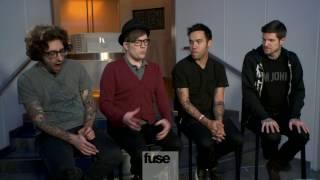 Fall Out Boy Talk Secret Reunion & 2 Chainz Collaboration
