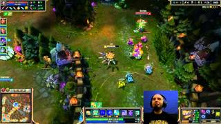 26/12/13 League of Legends Stream