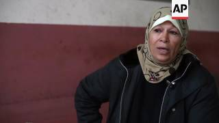 Women is veteran desert road truck driver