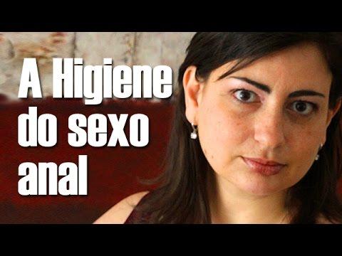 A Higiene do Sexo Anal Tatiana Presser