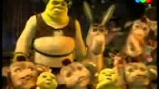 Shrek en navidad