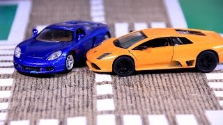 Sports Car | Racing Cars | Racing Video | Cars for Kids | Videos for Children